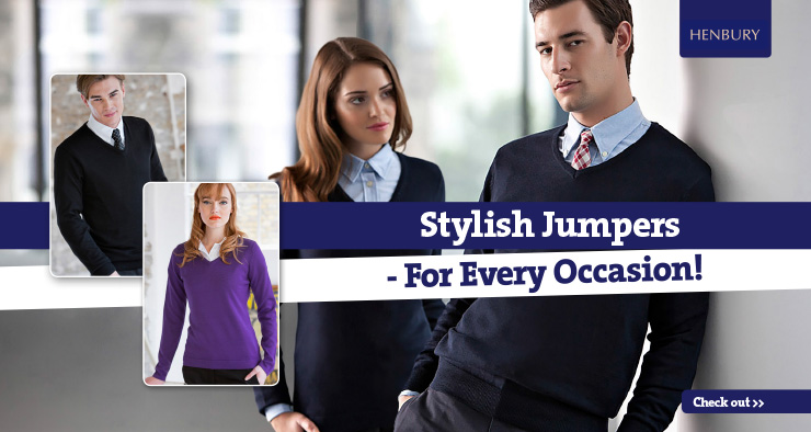 Stylish Jumpers - For every occasion!