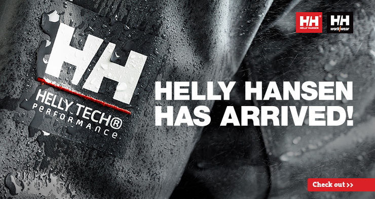 Helly Hansen has arrived!