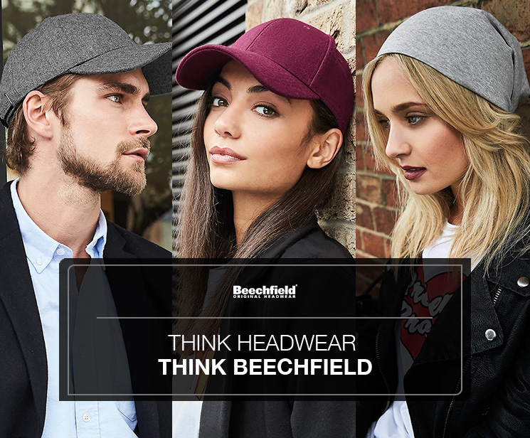 Beechfield — Think headwear, think Beechfield!