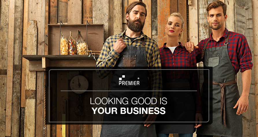 Premier — Looking good is your business!